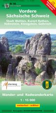 Vordere Sächsische Schweiz - Stadt Wehlen, Kurort Rathen, Hohnstein...