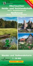 Heide- und Teichlandschaft - Blatt2 - Biosphärenreservat / Bautzen- vergriffen
