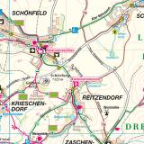 Schönfelder Hochland zwischen Dresden und Stolpen