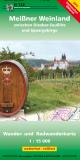 Meißner Weinland zwischen Diesbar-Seußlitz und Meißen - vergriffen, z.Zt. nicht lieferbar