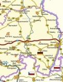 Freizeitkarte Oberlausitz - z.Zt. nicht lieferbar