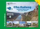 Elberadweg zwischen Riesa und Ústí nad Labem