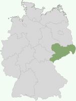 Region Sachsen