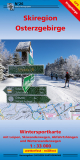 Skiregion Osterzgebirge - vergriffen, z.Zt. nicht lieferbar