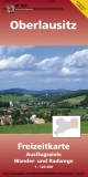 Freizeitkarte Oberlausitz