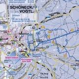 Kammloipe - zwischen Schöneck und Johanngeorgenstadt