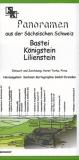 Panoramen aus der Sächsischen Schweiz - Bastei-Königstein-Lilienstein